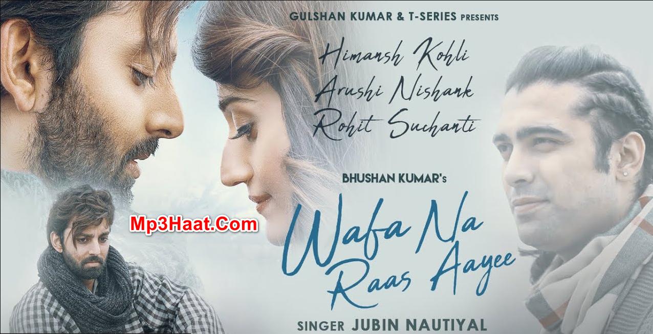 Wafa Na Raas Aayee By Jubin Nautiyal Hinde Mp3 Song